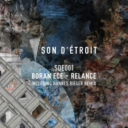 "Boran Ece/RELANCE (HANNES BIEGER RX) 12"""