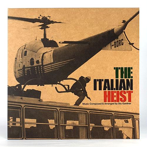 Stu Gardner/THE ITALIAN HEIST LP
