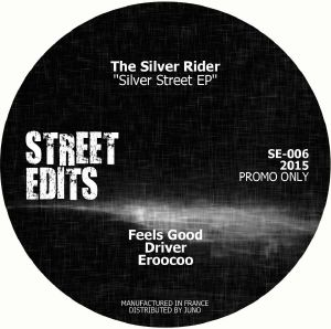 Silver Rider/SILVER STREET EP 12""