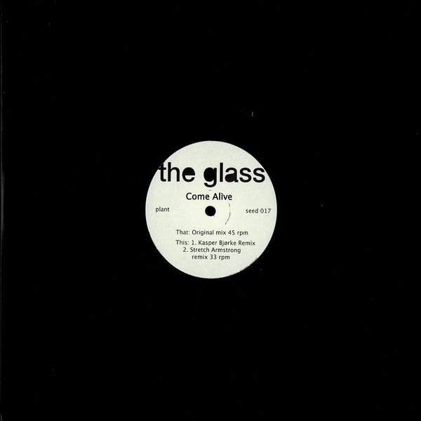 Glass, The/COME ALIVE 12""
