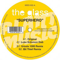 Glass, The/SUPERHERO 12""