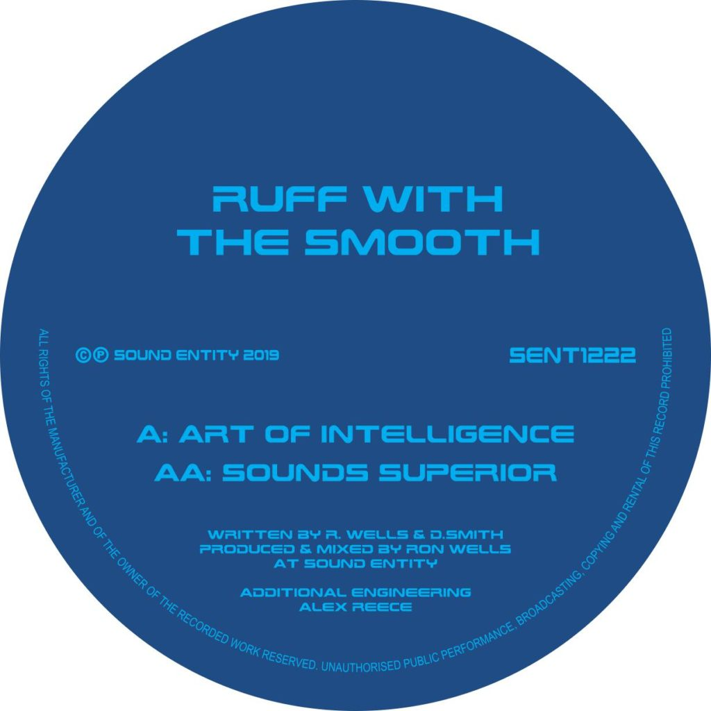 """Ruff With The Smooth/ART OF... 12"""""""