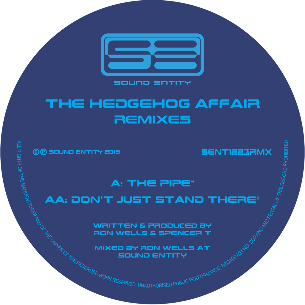 Hedgehog Affair/HEDGEHOG AFFAIR RMXS 12""