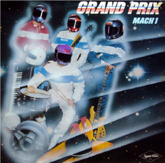 Grand Prix/MACH 1 LP