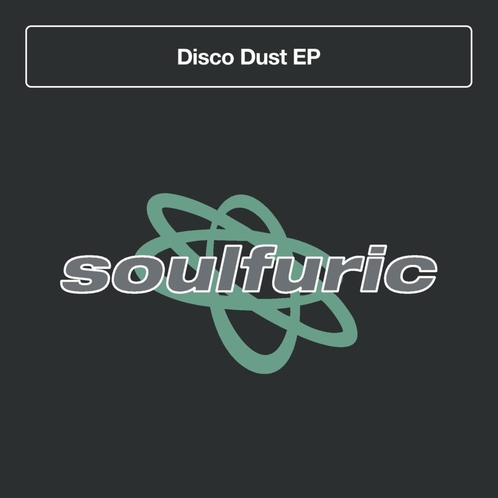 Various/DISCO DUST EP 12""