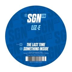 "Liz-E/THE LAST TIME 12"""