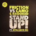 DJ Friction/STAND UP 12""