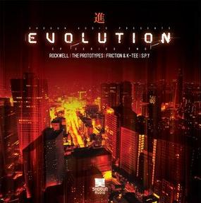 Various/EVOLUTION SERIES VOL. 2 D12""