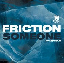 Friction/SOMEONE (ORIGINAL VERSION) 12""