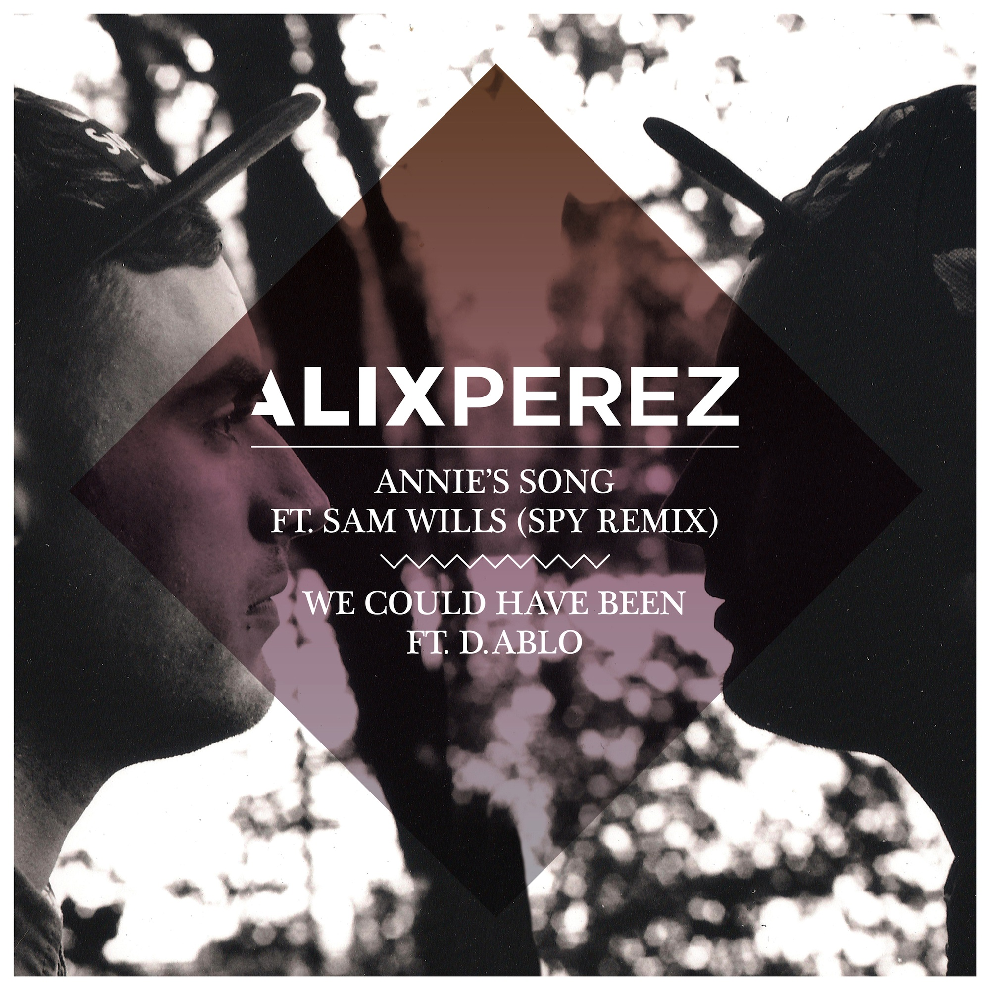"""Alix Perez/ANNIE'S SONG (S.P.Y RMX) 12"""""""