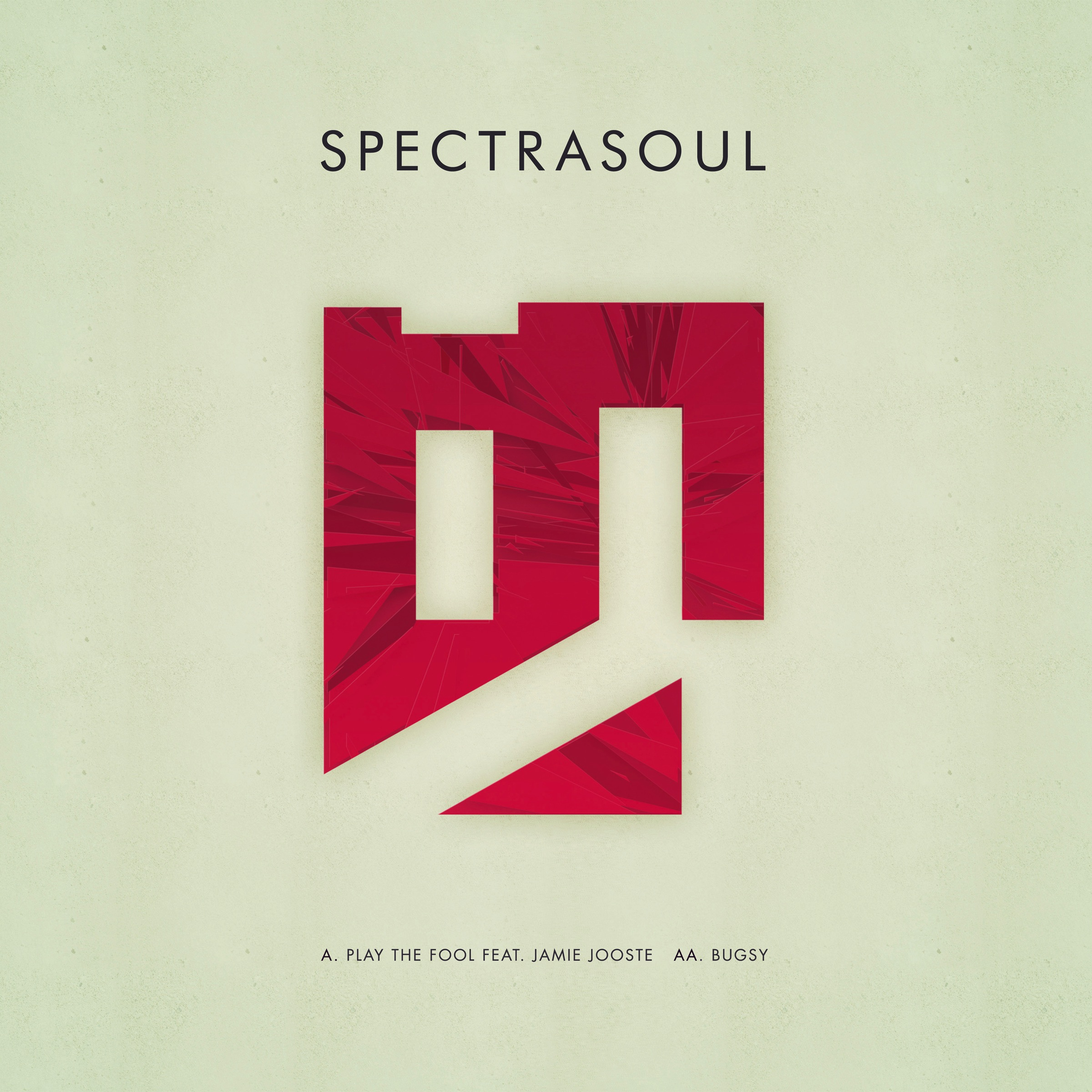 Spectrasoul/PLAY THE FOOL 12""