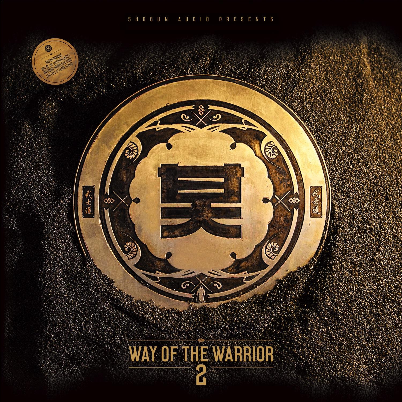 Various/WAY OF THE WARRIOR VOL. 2 3LP