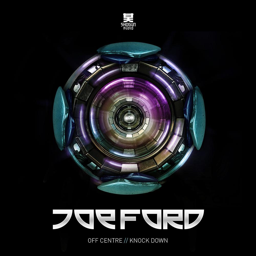 "Joe Ford/OFF CENTRE 12"""