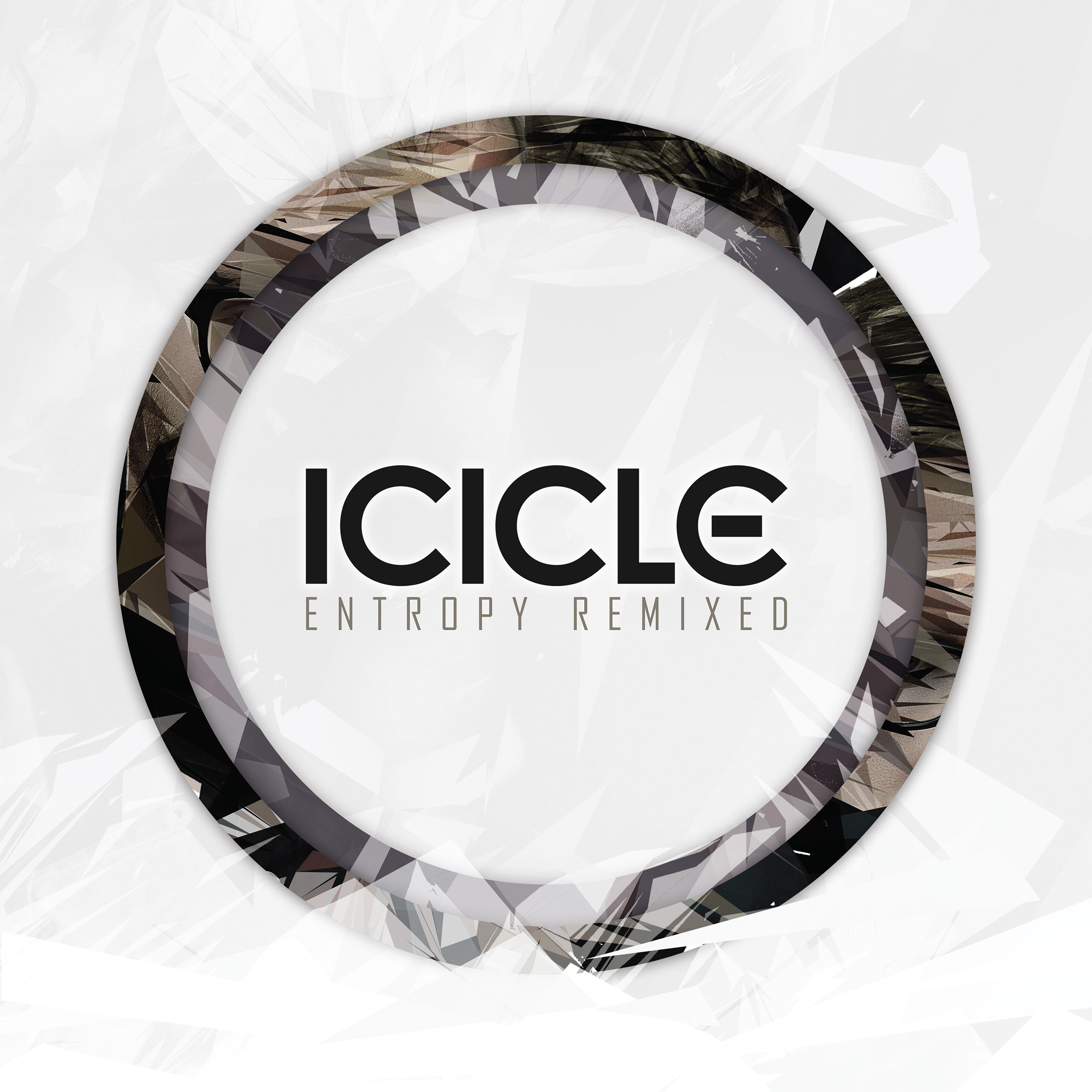 Icicle/ENTROPY REMIXED EP D12""