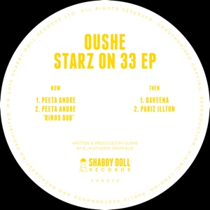 "Oushe/STARZ ON 33 12"""