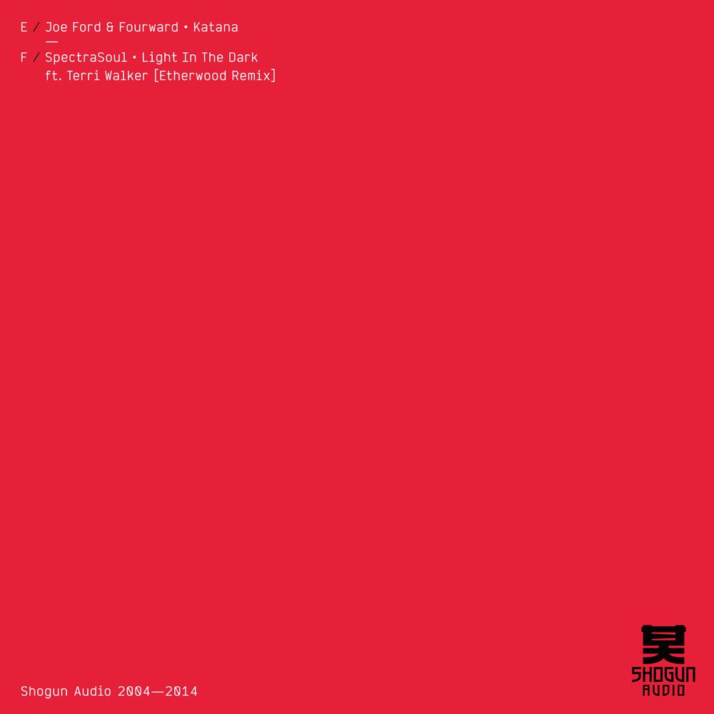 "Various/10 YEARS OF SHOGUN AUDIO #3 10"""