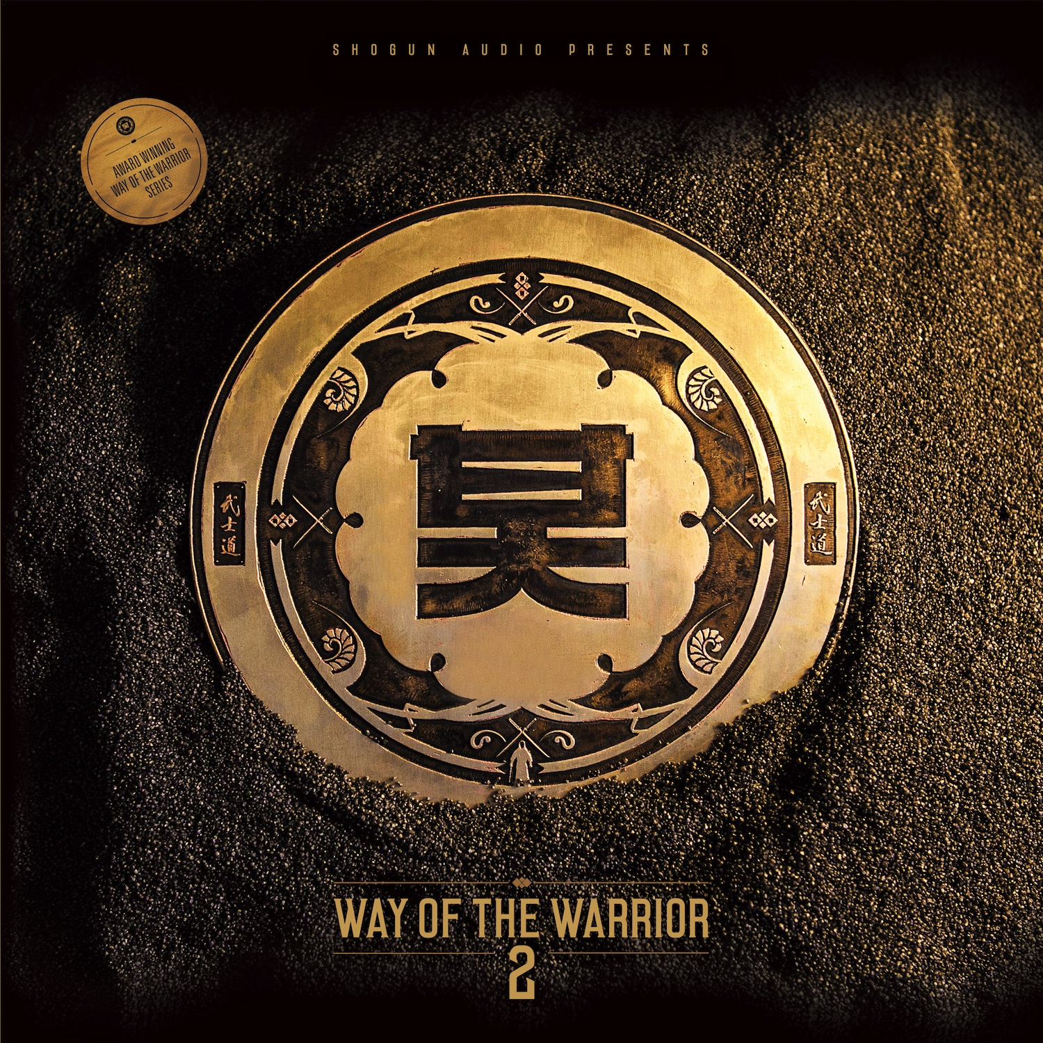 Various/WAY OF THE WARRIOR VOL. 2 CD