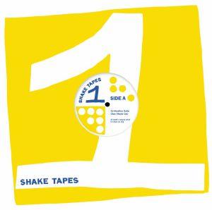 """Dan Shake/SHAKE TAPES VOL 1 12"""""""