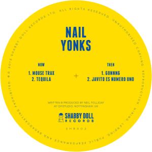 """Nail/YONKS EP 12"""""""