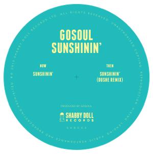 """Go Soul/SUNSHININ' 12"""""""