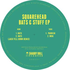 "Squarehead/BATS & STUFF 12"""