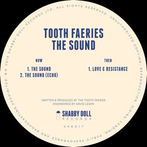 Tooth Faeries/THE SOUND 12""