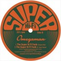 Omegaman/DISCO LOVE 12""