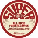 All Good Funk Alliance/SOCK IT TO... 12""