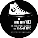 Shoes of Afro-Rock!/AFRO-PERCULATOR  12""