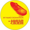 Shoes/MY NAME IS BOHANNON (WHITE) 12""