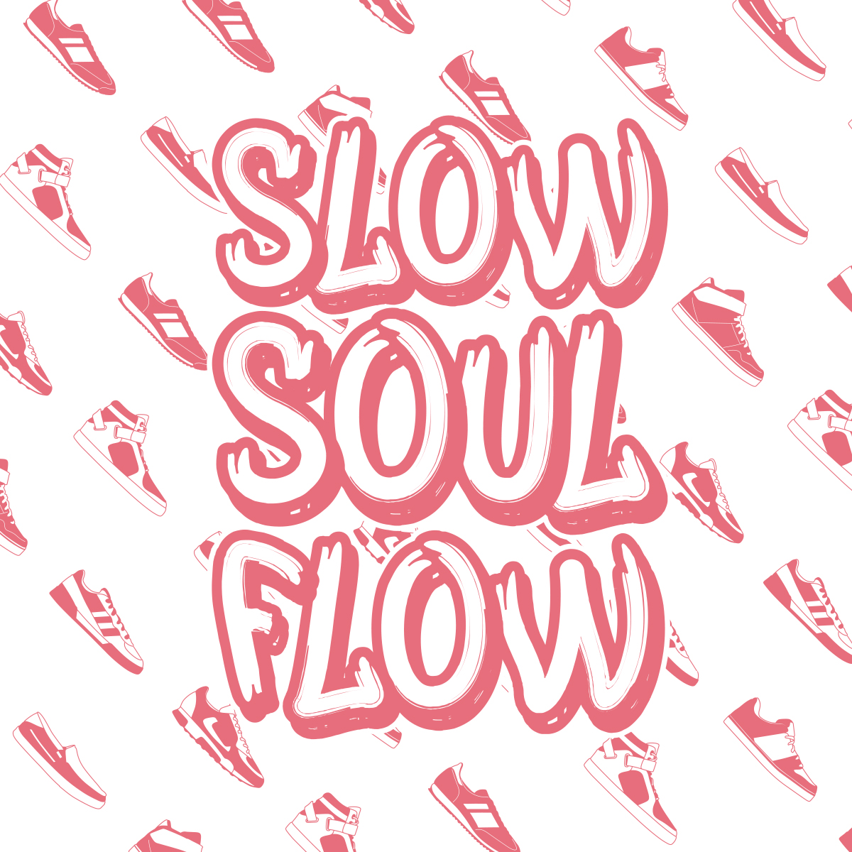 Shoes/SLOW SOUL FLOW EP 12""