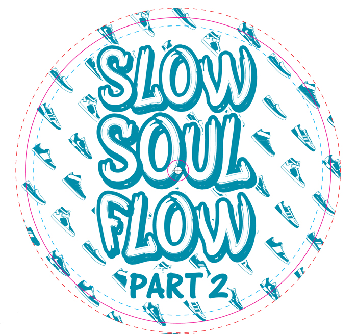 Shoes/SLOW SOUL FLOW PART 2 EP 12""