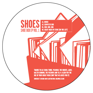 Shoes/SHOE BOX EP VOL. 1 12""