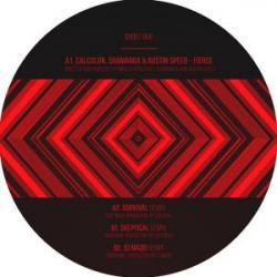 Calculon/FIERCE (SURVIVAL REMIX) 12""