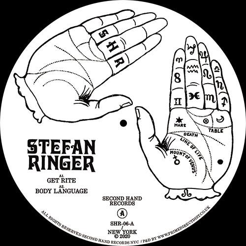 """Stefan Ringer/SIDE NOTES EP 12"""""""