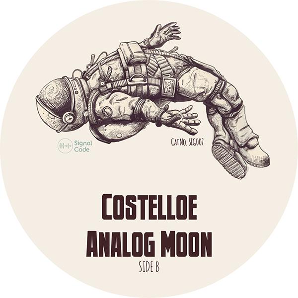 "Costelloe/INFLEX (MARCO BERNARDI RX) 12"""