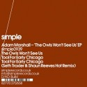 "Adam Marshall/OWLS WON'T-S.TROXLER 12"""
