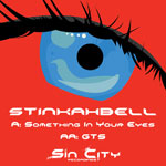 Stinkahbell/SOMETHING IN YOUR EYES 12""