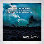 Mr. Boogie/DARK HORIZON 12""