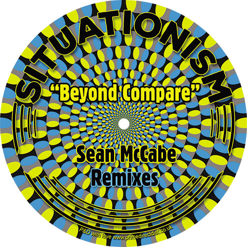 Situation/BEYOND.. (SEAN McCABE RMX) 12""