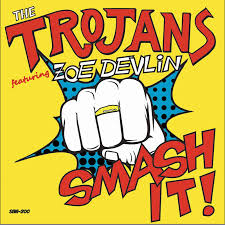 Trojans/SMASH IT! (JAPAN) CD