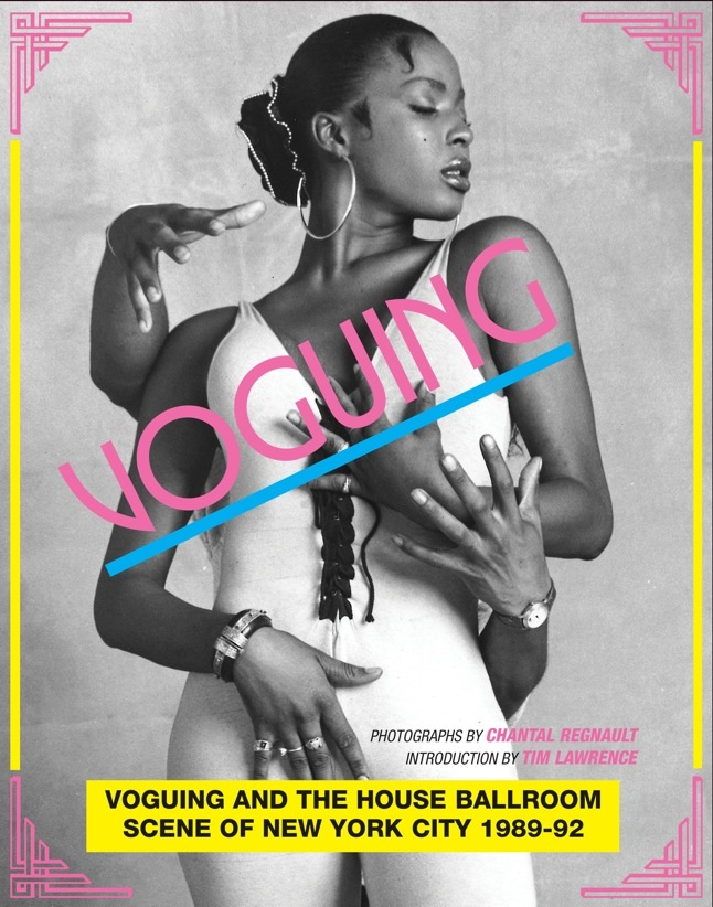 Voguing/HOUSE BALLROOM SCENE OF NYC BOOK