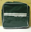 "Soul Jazz 12"" Record Bag/GREEN"