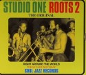 Various/STUDIO ONE ROOTS VOL. 2 CD