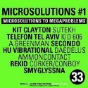 Various/MICROSOLUTIONS TO MEGA... CD