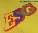 ESG/KEEP ON MOVING CD
