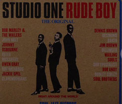 Various/STUDIO ONE RUDE BOY CD