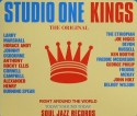 Various/STUDIO ONE KINGS CD