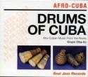 Various/DRUMS OF CUBA CD