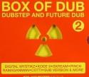 Various/BOX OF DUB 2 (DUBSTEP) CD